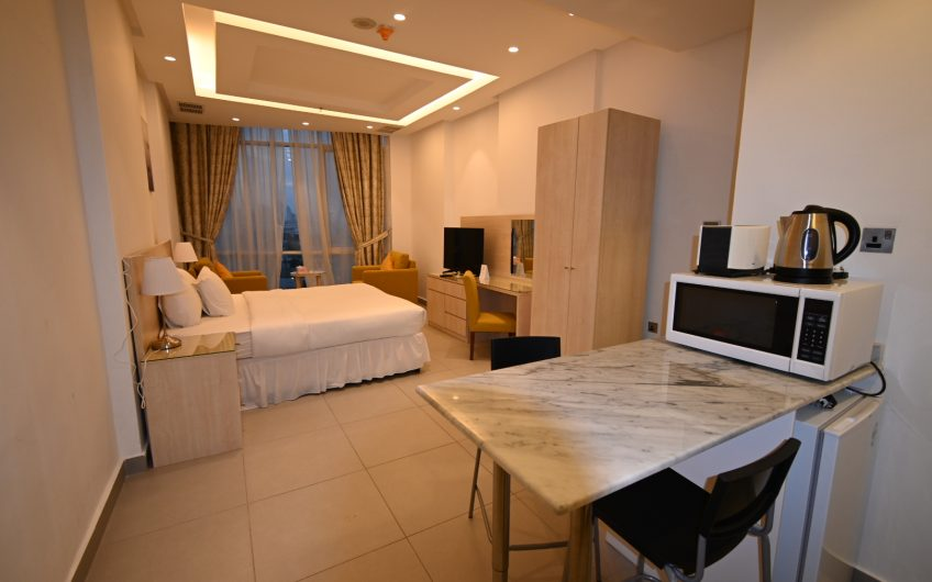 Full floor in Al-Shaab area