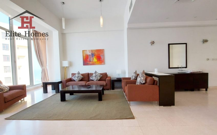 Full Furnished  Sea View Apartments in Fintas