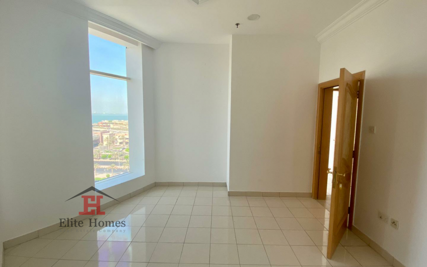 Sea View apartment in Salmiya