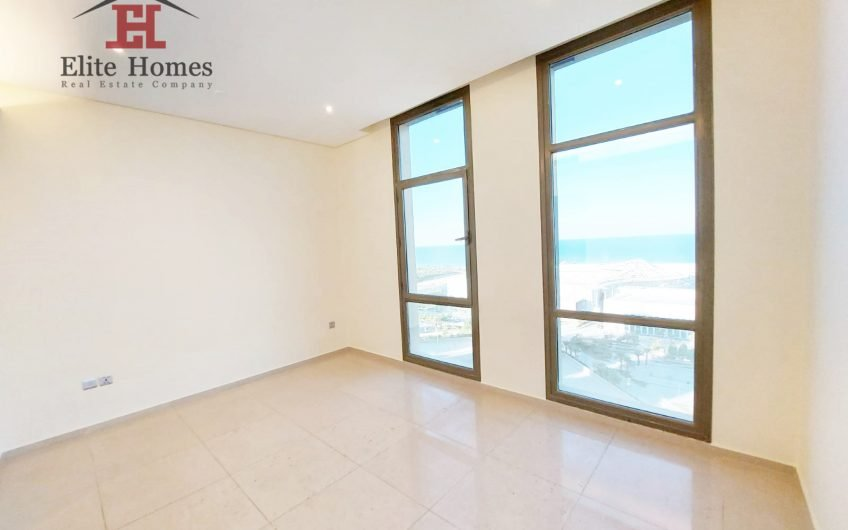 Elegant Sea View Apartments in Salmiya