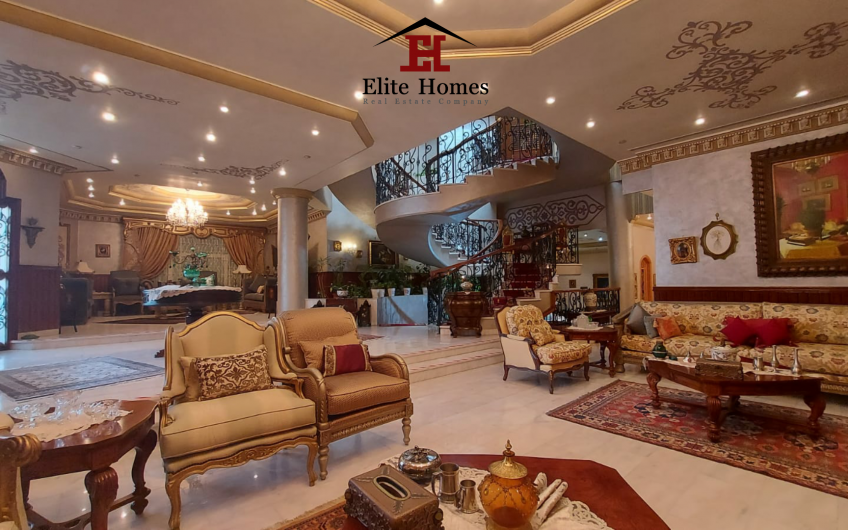 Luxurious and Spacious Unfurnished Villa in Qortuba