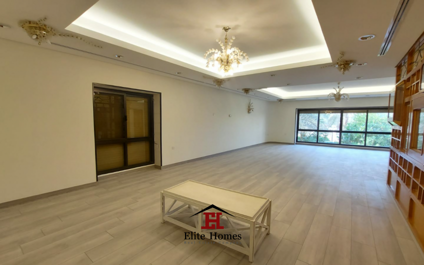 Big and Spacious Luxury Classic Semi Furnished Villa in a prime location