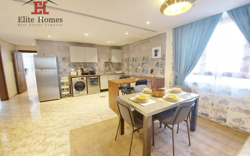 Fully Furnished Modern Apartment in Surra