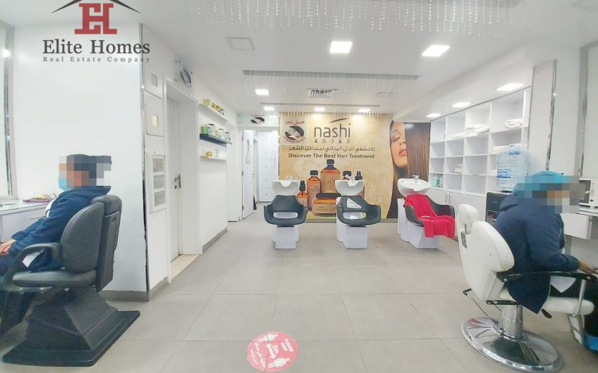Fully Equipped Saloon in Jabriya for Sale