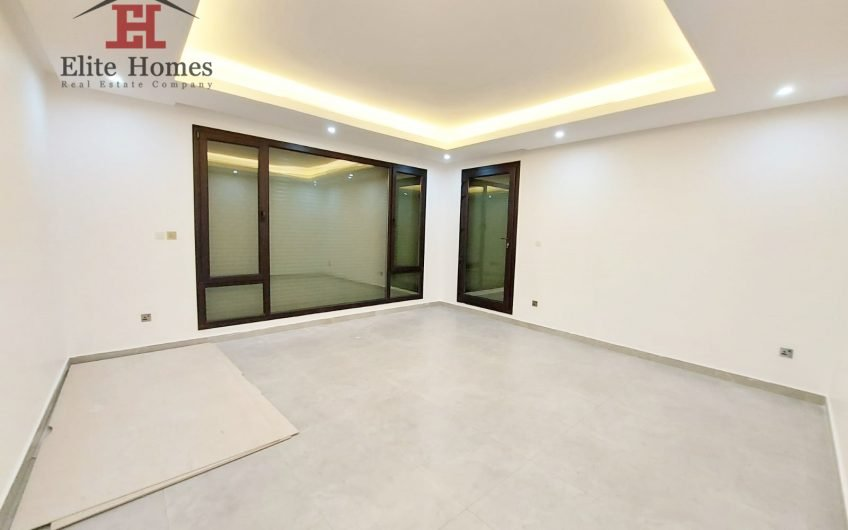 Spacious and Brand New Full Floor in Salam