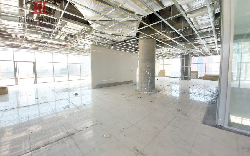 Commercial Full Floor in Salmiya with Sea View