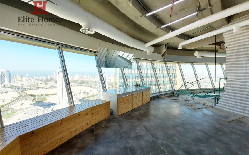 Commercial 2 Floors in Kuwait City to be Rented Together