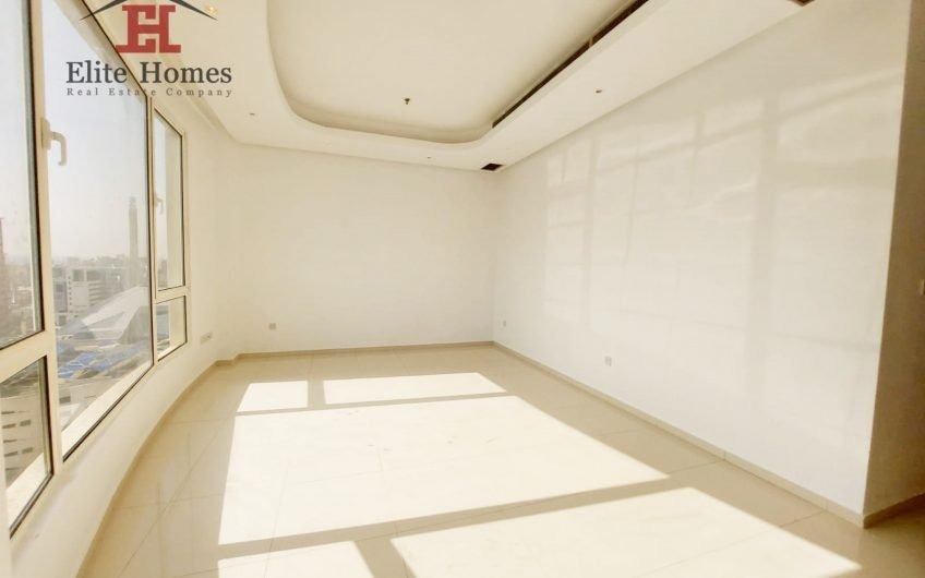 Spacious Apartments in Salmiya with Sea View