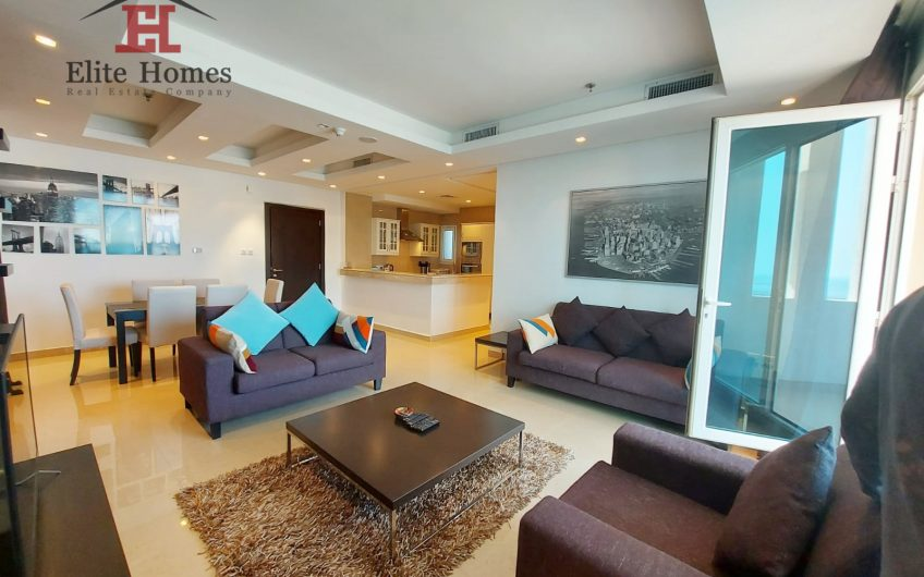 Furnished Sea View Apartments in Fintas