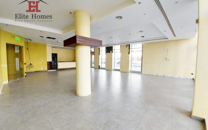 2 Commercial Shops in Salmiya ( Ground & Mezzanine )