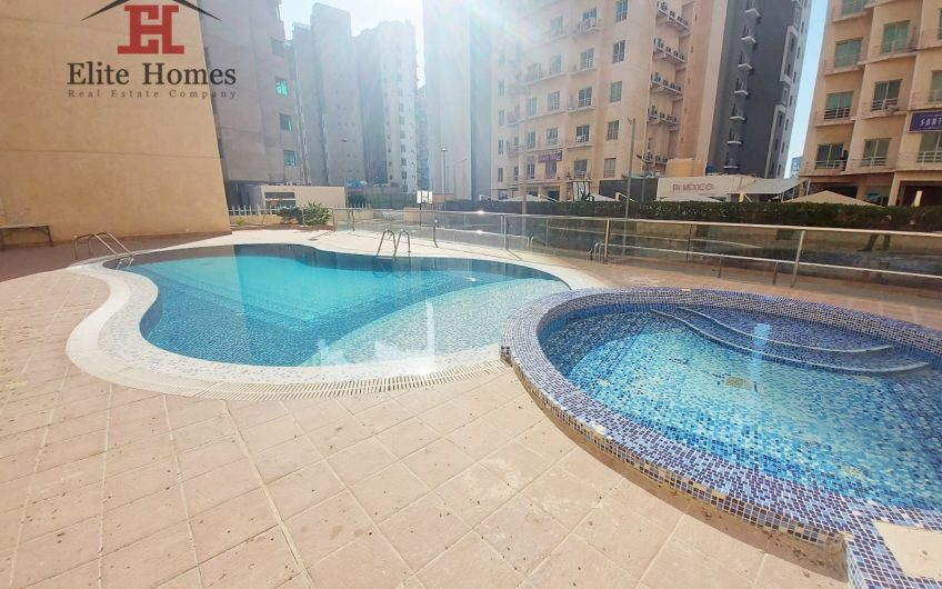 Sea View Commercial Apartment in Salmiya