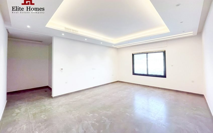 Modern 3 Bedroom Apartment in Jabryia