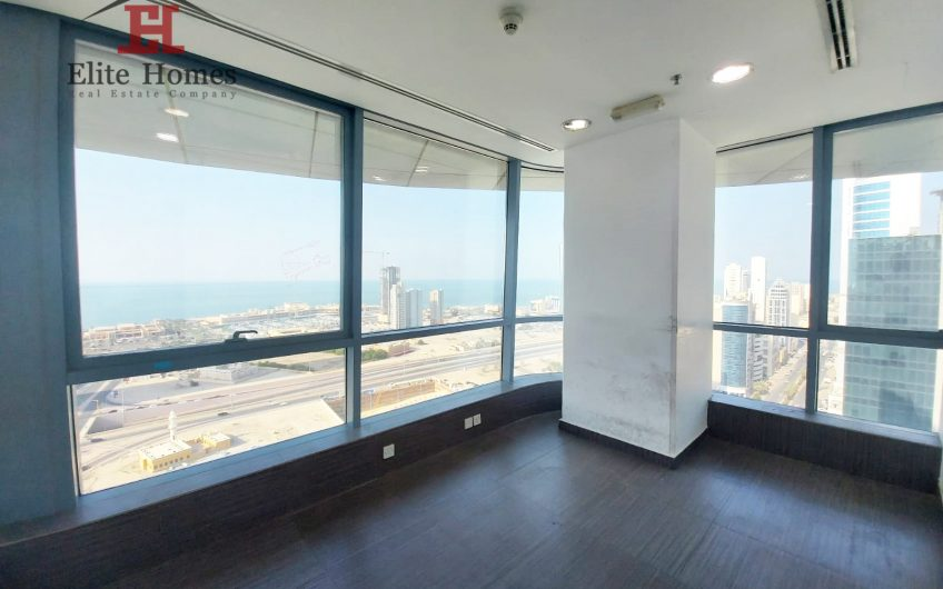 Sea View Commercial Offices in Kuwait City